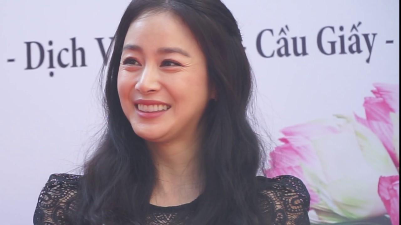 Kim Tae Hee - Những khoảnh khắc xao xuyến khi Duy Khoa đứng bên cạnh ngọc nữ Hàn Quốc