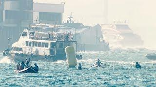 2019 World Rowing Coastal Championships Highlights