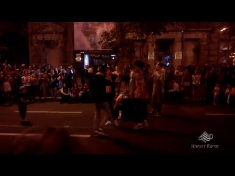 Уличные танцы, Киев, Вечерний Крещатик часть 8 - Street Dance, Kiev, Khreshchatyk Evening part 8