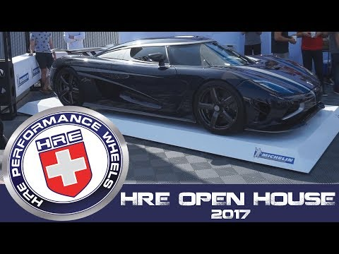 HRE Open House 2017!