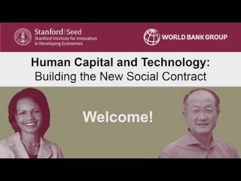 Human Capital and Technology: Building the New Social