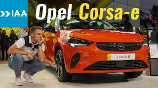 Электрическая Opel Corsa-e 2019