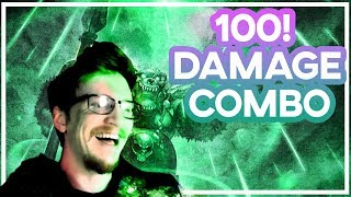 Hearthstone: The 100 Damage Shaman Combo
