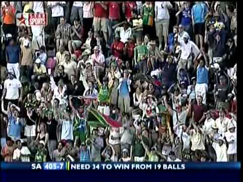 World Record 438 Match South Africa vs Australia  part 2