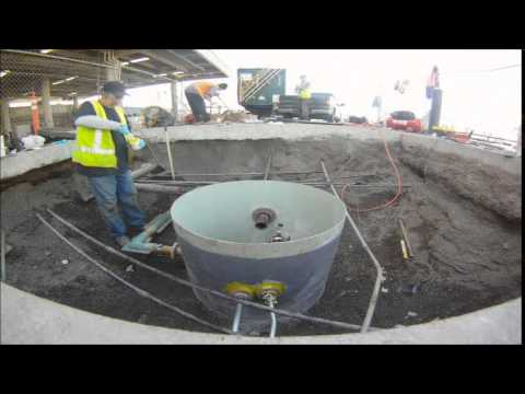 Sump Replacement With High Ground Water Table