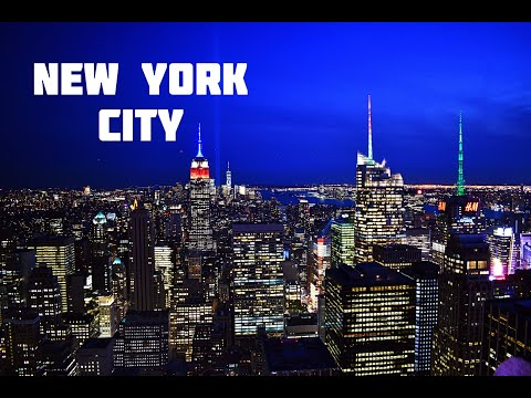 Travel Vlog // New York City USA, North America