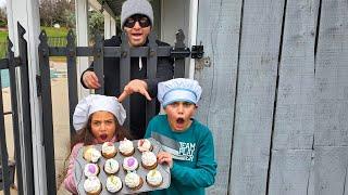 Heidi e Zidane y su aventura divertida com doces e cupcakes 🧁