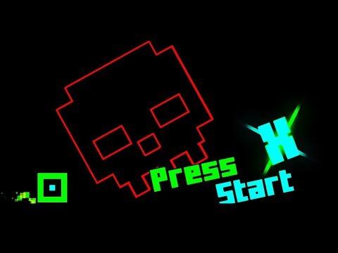 "(2.2) ""Press Start X"" by Dakiro | Geometry Dash"