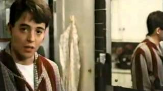 1986 Ferris Bueller's Day Off commercial