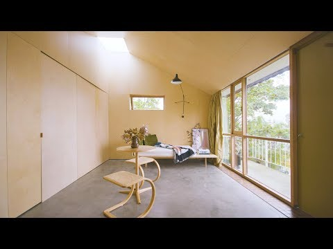 NEVER TOO SMALL ep.18 26.5m2 Micro Apartment Design - The Bae