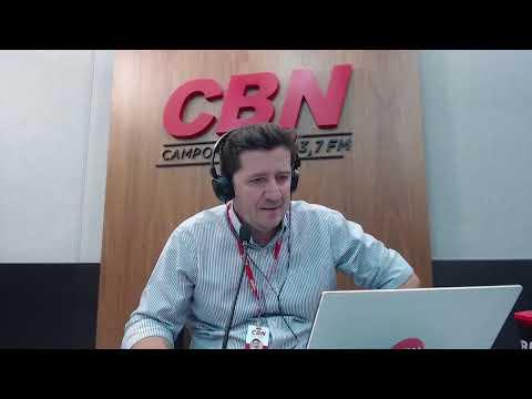 CBN Campo Grande com Otávio neto (20/11/2019)