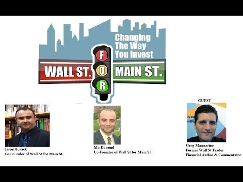 Greg Mannarino: High Frequency Trading will Continue to Dominate the Market