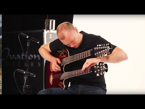 Ovation Guitars - Ian Ethan Case