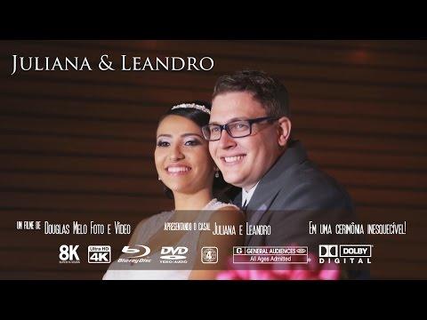 Teaser Casamento Juliana e Leandro por DOUGLAS MELO FOTO E VÍDEO (11) 2501-8007
