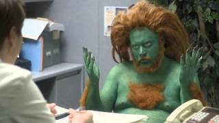 Street Fighter Red Tape: Blanka