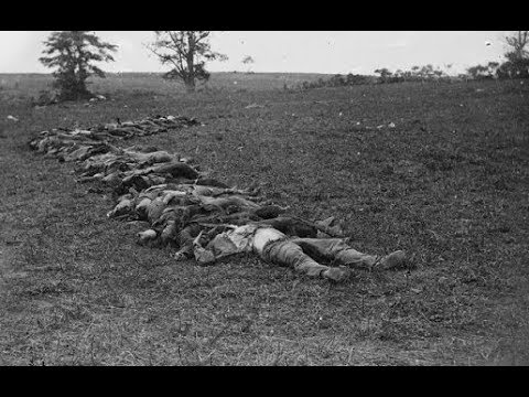 31 RARE AND HAUNTING PHOTOS FROM THE BATTLE OF ANTIETAM (1862)