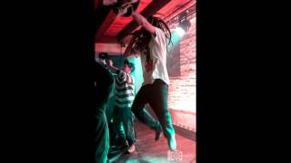 Jah Chwasta Jaraj feat. Długi Długson - Codzienność (Conquerer riddim)