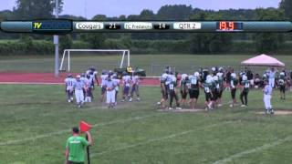 June 24, 2012 - Bantam Chatham Kent Cougars vs Twin Cities Predators