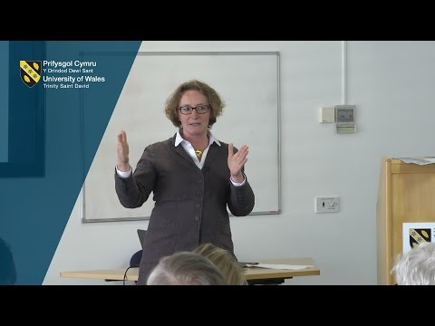 Juliet Davenport, OBE, CEO and Founder of Good Energy and Professor of Practice at UWTSD