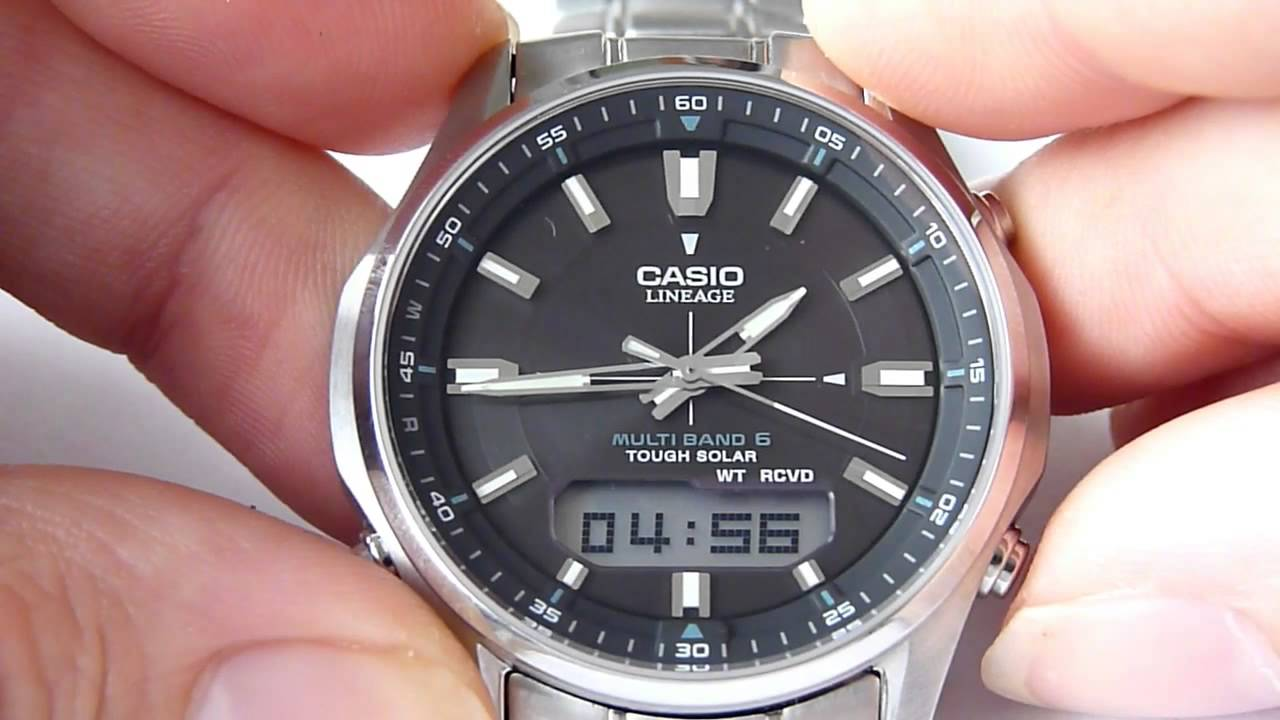 Casio LCW M100DSE - YouTube dd41cbcc5a