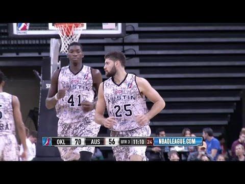 Davis Bertans Scores 22 Points on Assignment w/ Austin Spurs