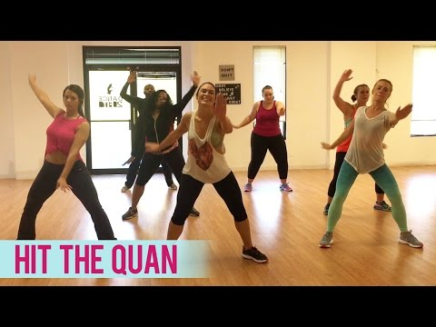 iHeart Memphis - Hit The Quan (Dance Fitness with Jessica) #HitTheQuan