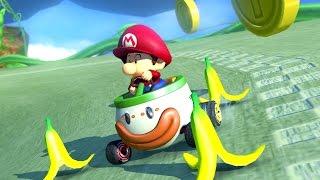 Mario Kart 8 Deluxe - 200cc Special Cup (Baby Mario Gameplay)