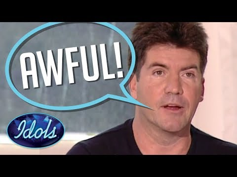 WORST & Funniest Auditions EVER HEARD On American Idol Seaso