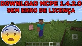 Download Minecraft 1.4.2.0 ( Minecraft 1.4.2.0 Apk ) Sem Erro De Licença