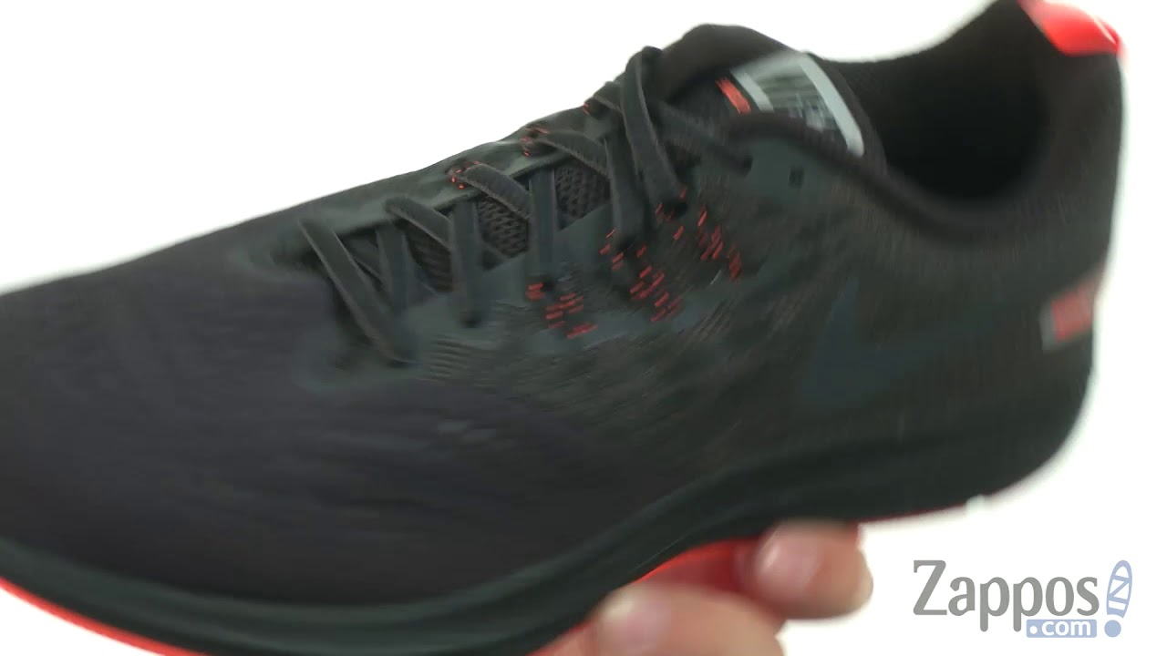 9812bfd22a09 Nike Air Zoom Winflo 4 Shield SKU  8927620 - YouTube