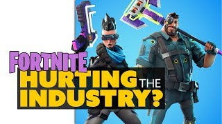 Is Fortnite Really Hurting the Games Industry?