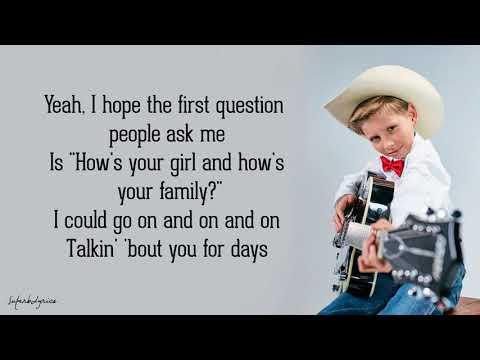Mason Ramsey - Famous (Lyrics)