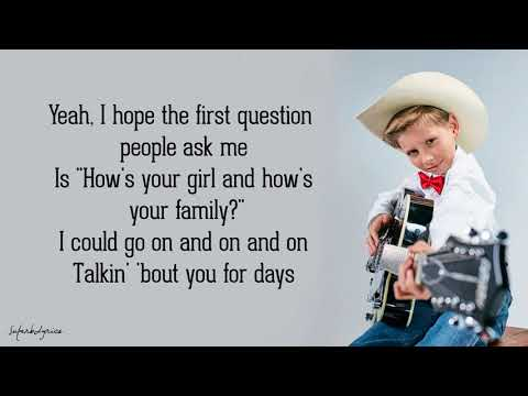 Mason Ramsey  Famous Lyrics