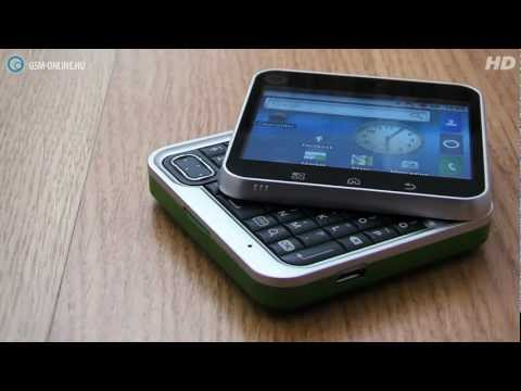 Motorola Flipout teszt - GSM online™