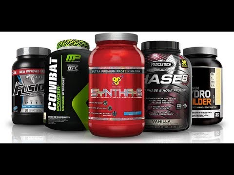 World's Best Protein Suppliments | Which is the best Protein Supplements  Brands | Mass Gainers