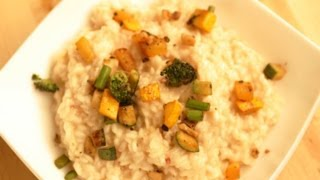Risotto Rice with Spring Vegetables