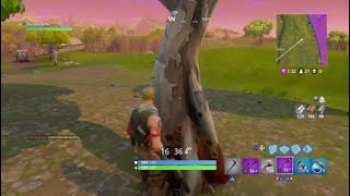 Fortnite My First Victory thinking like a ninja