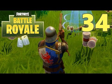 [34] Battle Pass and Season 2 Update! (Let's Play FortNite Battle Royale)