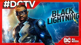 BLACK LIGHTNING: Cast Talks Season One