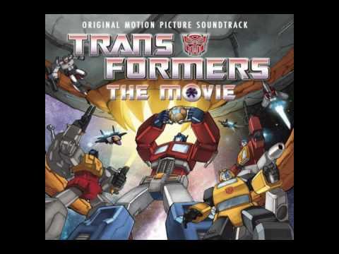 Transformers - The Movie(1986) - Death Of Optimus Prime