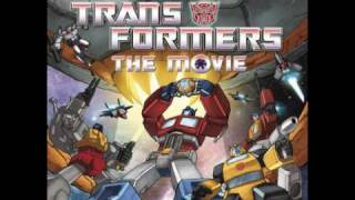 Transformers - The Movie(1986) - Death Of Optimus Prime