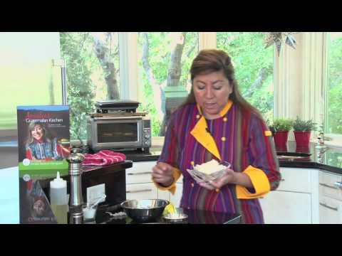 Guatemalan Yuca con Curtido y Chicharron   Amalia's Guatemalan Kitchen