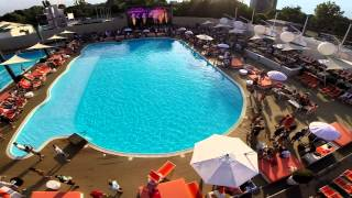 Video ★Super Wet w Sis & Francesca Lombardo @ Player Summer Club