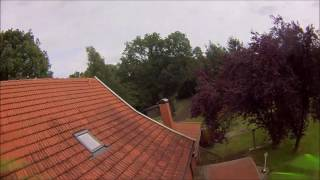 Testing the Runcam Split on my Crusader GT2 150 is awesome