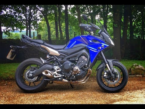 2017 Yamaha Tracer 900 Review