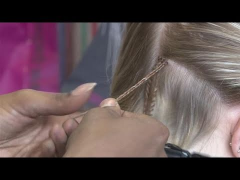 How To Create Micro Braids