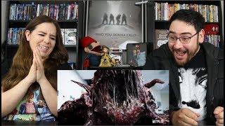 Stranger Things SEASON 3 - Official Trailer Reaction Review