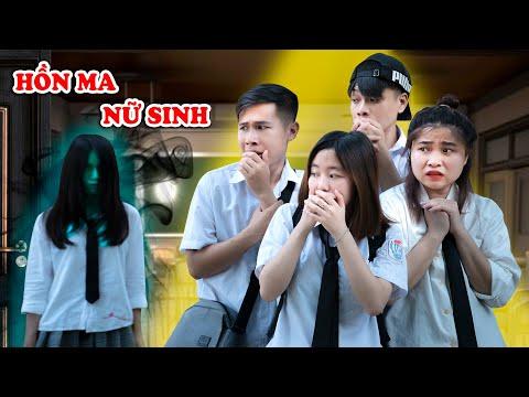Xem phim Bóng ma học đường - Hồn Ma Nữ Sinh - Phim Hài Ma Học Đường Mới Nhất - Phim Ma Táo Đen TV