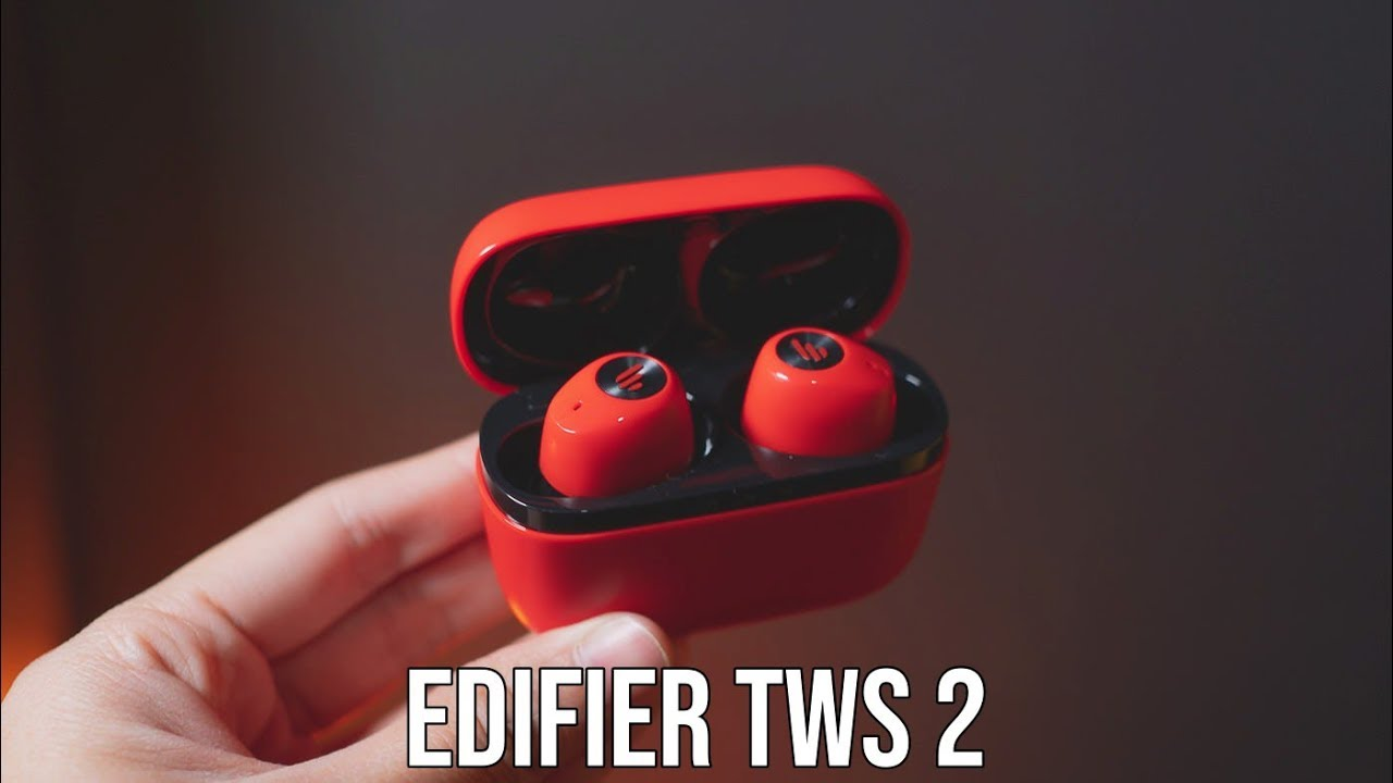 9dbf72e5a7e Edifier TWS 2 Review | Budget True Wireless Earbuds - YouTube