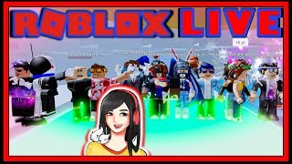 Roblox Live Stream Any Games - GameDay Wednesday 142 - AM